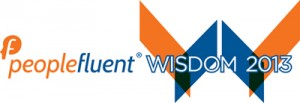 Peoplefluent Wisdom 2013 Logo