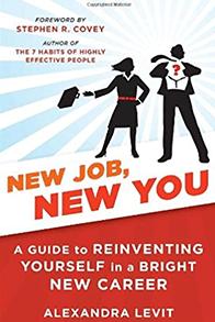 New Job, New You